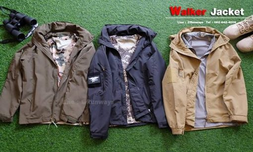 Runways Walker Jacket