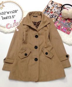 WelikecoatsShop Coat Wool